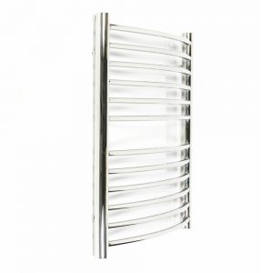 Stainless steel towel rail
