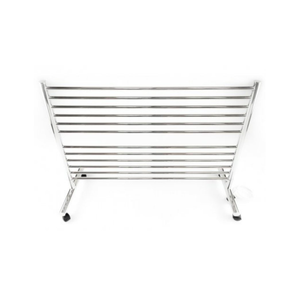 Freestanding electric towel rail