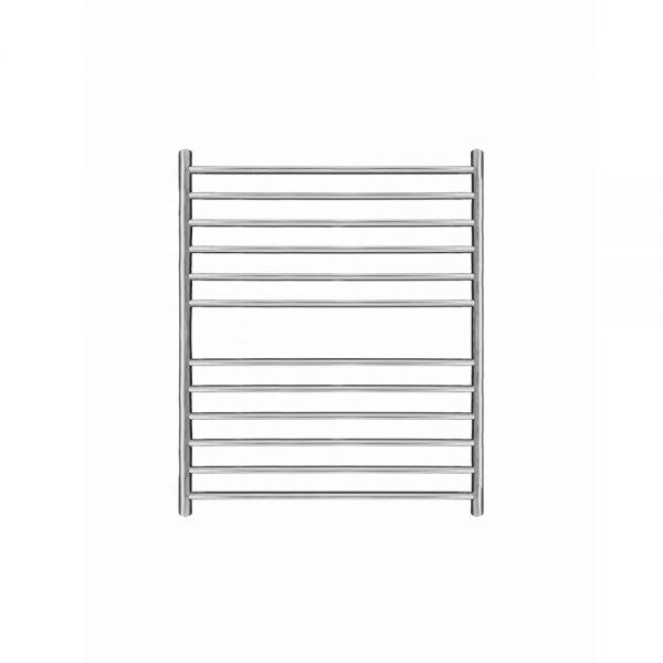 800mm x 600mm Heated Towel Rail