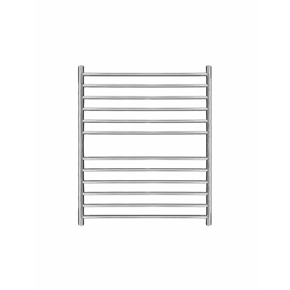 800mm x 600mm Heated Towel Rail